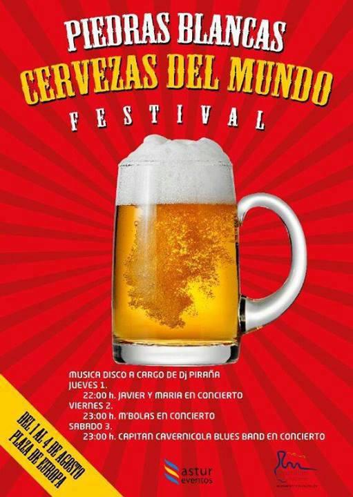 piedras cerveza