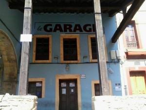 garaje bar