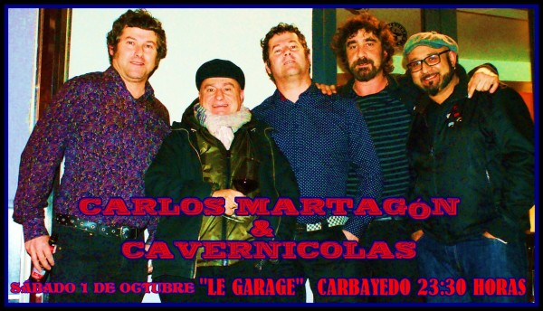 CAPITAN CAVERNICOLA BLUES BAND