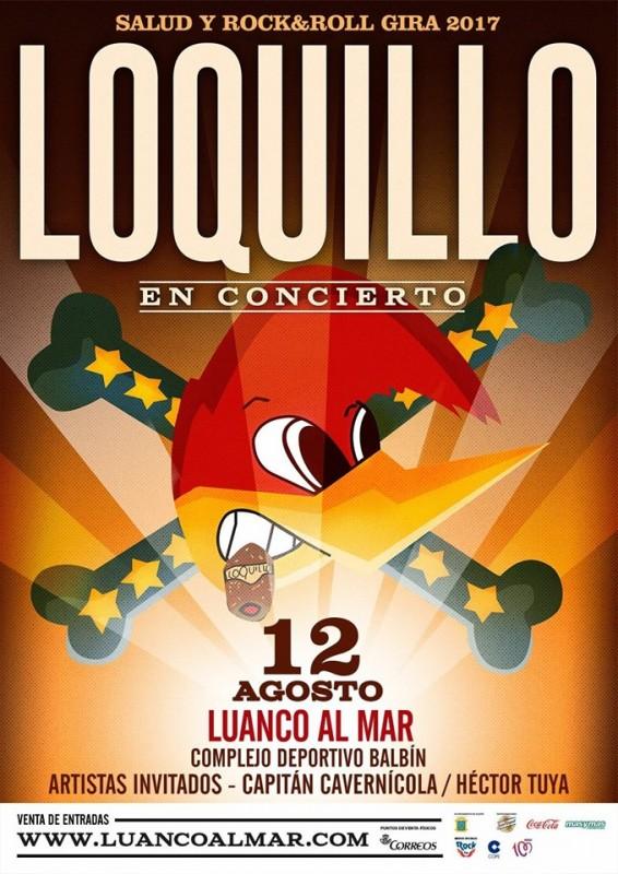 LOQUILLO & CAPITAN CAVERNICOLA
